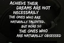 Success and inspirational music/DJ quotes