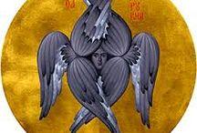 Iconografie - Îngeri