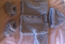 My knitting projects