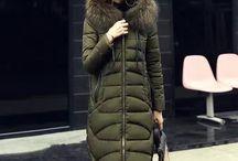 Fashion & Street style ( Padded jaket)