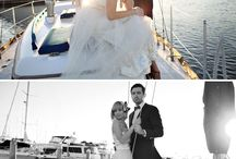 Inspiration | Sailboat Shoot / Ideas for photo shoot for David and I on our sailboat!