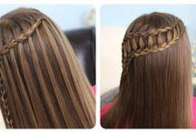fryzury na komunię