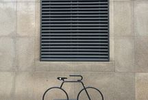 Cyclists Welcome! / A celebration of bike infranstructure.