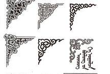 монгольские орнаменты