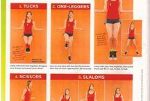 fitness / by Monika Mutchler