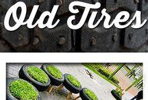 Renovace a využití starých věcí