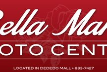 "bella maria photo center / We specialize in photo printing from the standard 4x6/5x7 to 8x10"" and customizable greeting cards for every occasion . We have used military surplus furniture at unbeatable prices."
