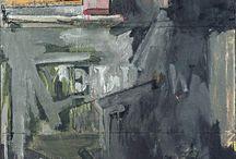 Jasper Johns & Robert Rauschenberg