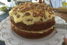 My cooking and baking creations / Hummingbird cake a la Jamie Oliver
