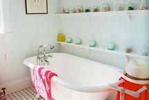 Bathroom redo project / by Jenai Drouillard