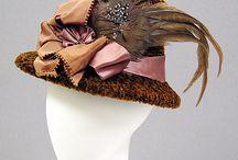 Hats - 1870s