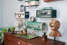 Vintage decor / by Ellen Reising