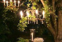 Evening Party  Garden