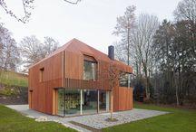 architektur exterieur / by Eric Decastro
