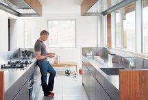 Gourmet kitchens / Kitchen designs I'd love to have