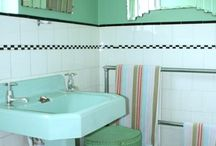 Bathroom, retro