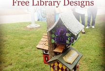 Free Little Libraries -- I want to create one!