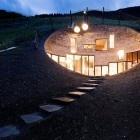 Modern green roof