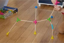 Joinks, jeu de construction 3D flexible