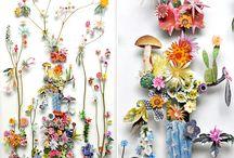 Flora  / by madebymanos.com