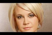 25 cortes de pelo para caras ovaladas / peluqueria