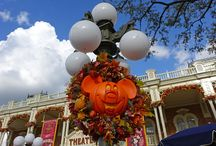 Disney Trip Halloween 2016