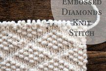 Pletení,vzory