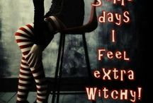 For the witch in me