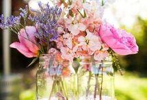 Dekoráció virágokkal