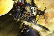 Ultramarines / Space Marines of the Ultramarines Chapter