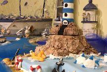 torta a tema / Il Faro Della Vita
