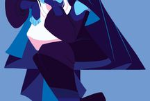 ...and the lustrous Blue Diamond.