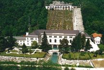 La centrale idroelettrica Antonio Pitter di Malnisio / oggi Museo della Centrale & Science Centre by Immaginario Scientifico
