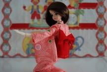Doll DIY  / by MinElaine F.
