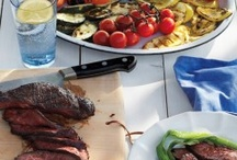 Food: BBQing / by Cluttered Mama