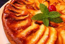 Mis tartas de manzana