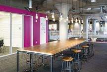 Lighting / Lighting, Workspace, Interior Design, Office