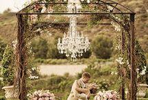 Outdoor Weddings / Outdoor wedding & reception ideas.