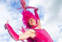 Glastonbury 2014 / Hairspiration