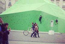 Uitdaging in openbare ruimte