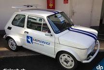 Fiat 126p mody / fiat 126p blue , faltdach, tuning