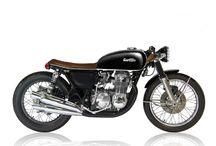 Motorcycles / bobber, brat style, cafe
