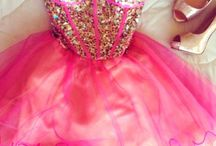 Dress pink 1 / Fashion