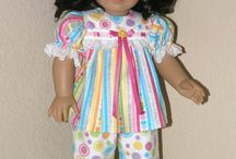 Doll Clothes Patterns / by Marilyn Gittinger