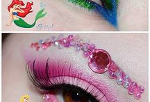 Halloween & carnival make up