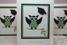 owl cards / by Dawn Copeland