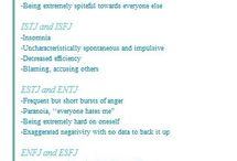 MBTI / A lot of this is probably unreliable... I'm an ENFP 7