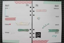 My Plannerworld / Planner, Filofaxing, Project Life Cards