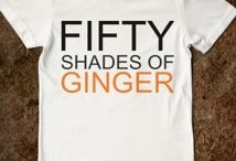 Redheads / All things Ginger!!!