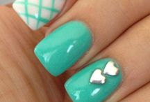 Cute nails / by Tanis Boyd